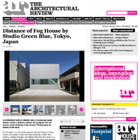 THE ARCHITECTURE REVIEW